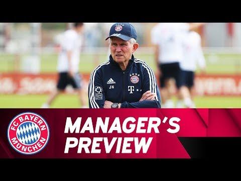 Jupp Heynckes' final preview | FC Bayern - VfB Stuttgart | ReLive