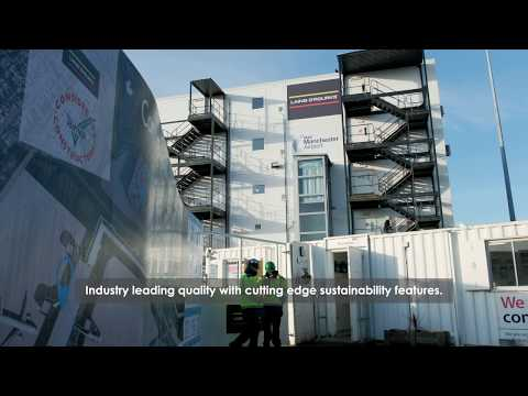 Select Plant Hire - Modular Site Accommodation - short version