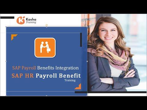 SAP Payroll Benefits Integration | Sap Hr-us Payroll-Benefits