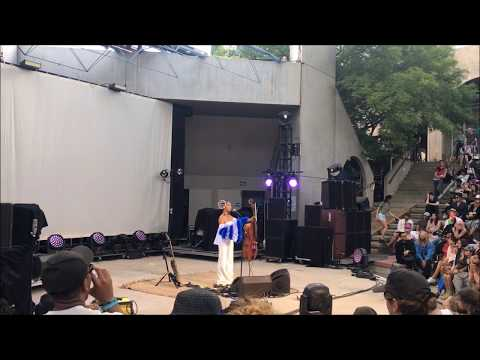 Kelsey Lu - Live at FORM Arcosanti 5/14/2017