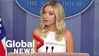 White House holds media briefing after Trump suggests delaying 2020 election | FULL