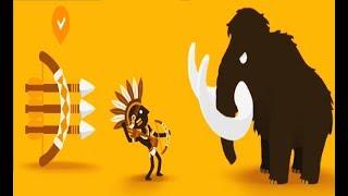 Big Hunter ПРИКЛЮЧЕНИЯ маленького человечка против Гигантских ЗВЕРЕЙ в игре Большой охотник
