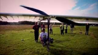 Human Powered Aircraft Research Speed With Guy Martin S01E03