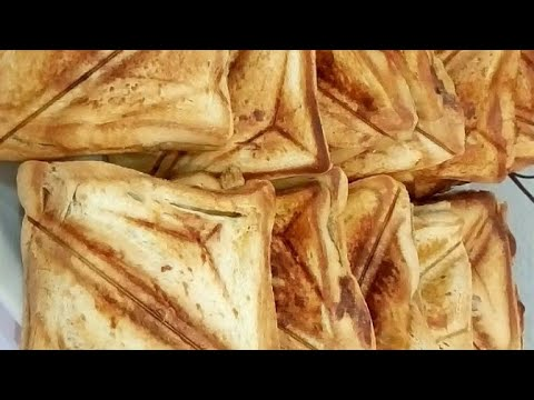 Download Nigerian Toasted Bread