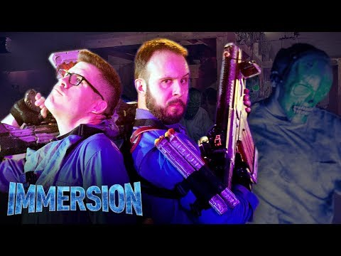 Immersion - Fortnite in Real Life | Rooster Teeth