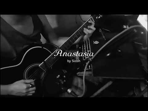 Slash – Anastasia (Guitar Intro Cover) | Joferez