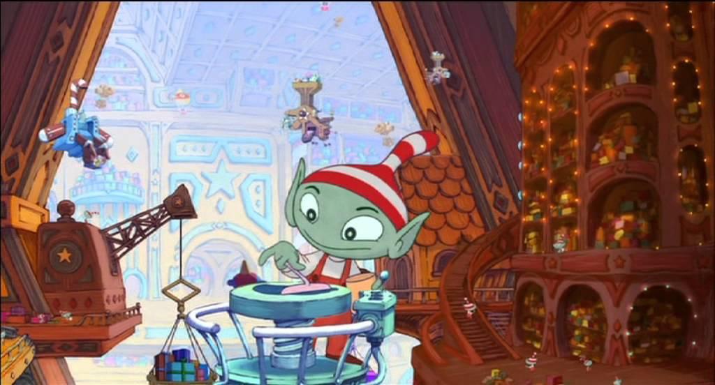 Weihnachtsmann Junior - Der Film   - Trailer