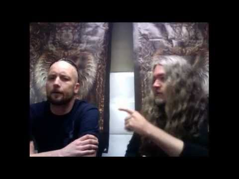 MESHUGGAH - Koloss - Web Chat with Tomas & Jens (OFFICIAL INTERVIEW)