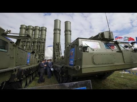 Analyst: Russia Sent Message to West with S-300 Missiles