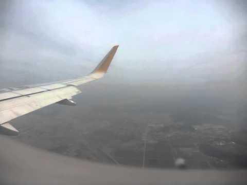 A320E Cebu Pacific Landing at Narita Intl.