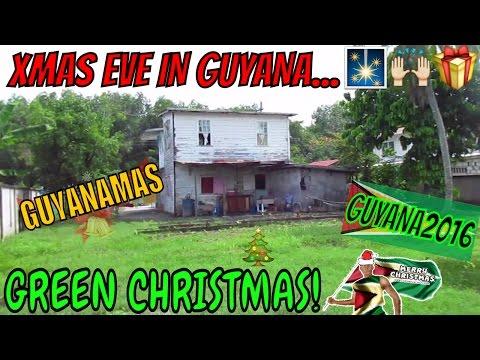 GUYANA2016|BACK HOME!
