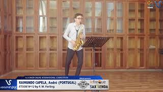André Raimundo Capela – Etude Ferling 12