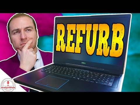 💻 Refurbished Dell G7 (RTX 2060) Laptop Review 💻