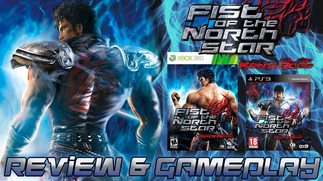 Fist of the North Star: Ken's Rage (PS3/Xbox360) Review and Gameplay