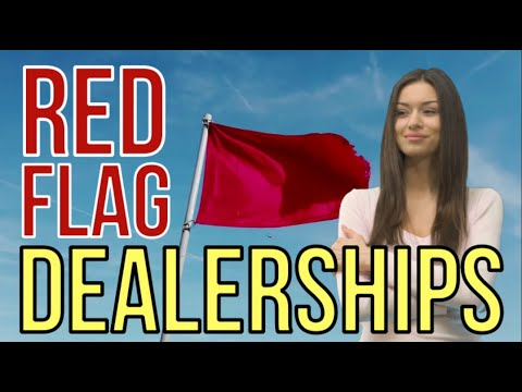RED FLAG CAR DEALERSHIPS: CATCH CROOKS with DEALER WIFI - Auto Expert: Kevin Hunter THG