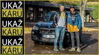 4K | TRHAČ ASFALTU BMW X1 xDrive25i | 230hp!!! | AKROBATICKÝ LYŽAŘ DANIEL HONZIG