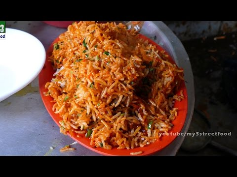 CHICKEN BIRYANI | Sanpada Station | MUMBAI STREET FOOD | 4K VIDEO | UHD VIDEO street food