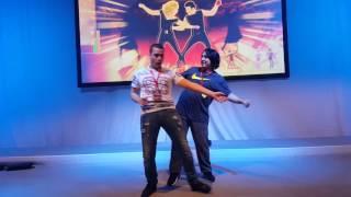 MUDJA vs SERBIAN ! Just Dance