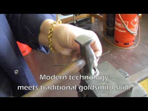 Cathy Stephens Handmade Designer Jewellery Workshop film
