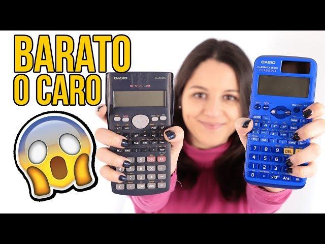 Calculadora BARATA vs CARA