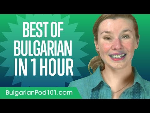 Learn Bulgarian With The Best Of BulgarianPod101