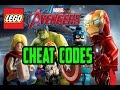 LEGO Marvel Avengers - Cheat Codes