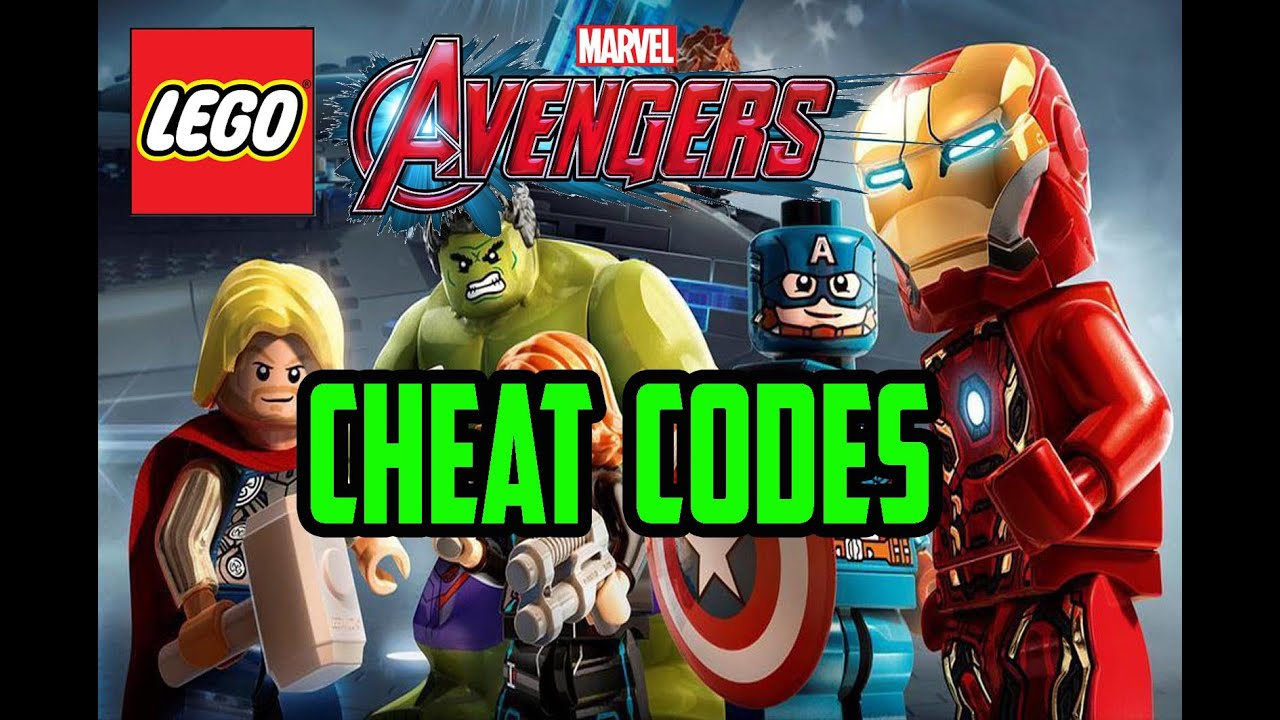 Lego Marvel Avengers Cheat Codes Youtube