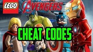LEGO Marvel Avengers - Cheat Codes
