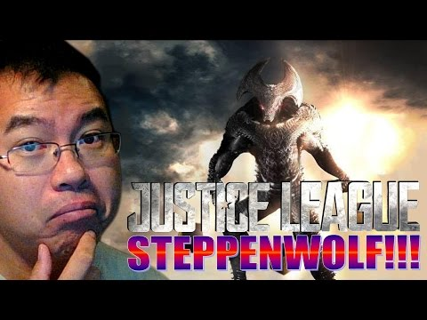 STEPPENWOLF!!! Justice League Villain details emerge!