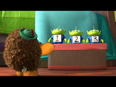 Toy Story Toons: Hawaiian Vacation Clip 2
