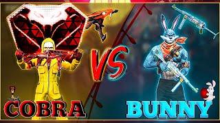 COBRA VS BUNNY MP40