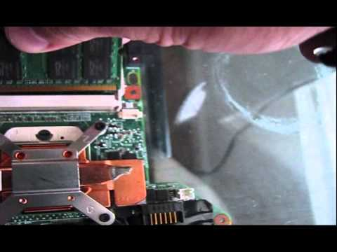 HP Pavilion DV6000 Running Slow Overheating Cleaning Upgrading Fixing part3