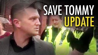 UPDATE: Tommy Robinson files appeal, applies for bail