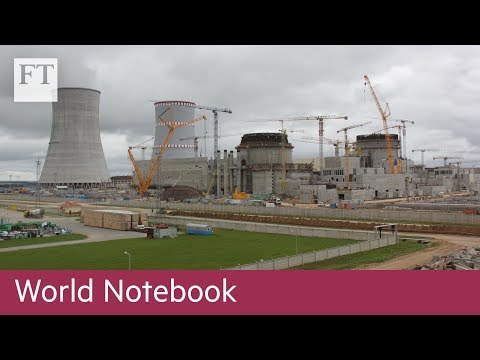 Lithuania and Belarus in nuclear power station row