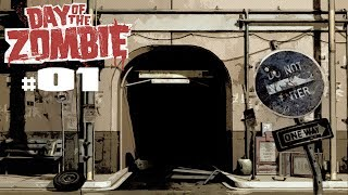 DAY OF THE ZOMBIE - NIVEL 1 - Educación Post Mortem