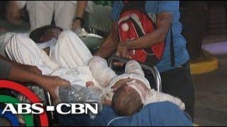Over 40 hurt in LPG blaze in Tondo
