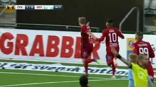 Östersunds FK 2 - 3 Malmö FF