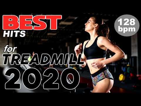Best Hits For Treadmill 2020 Workout Session for Fitness & Workout 128 Bpm
