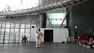 ASIMO @ Tokyo Miraikan (2017.3) [4K]