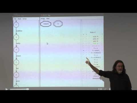 Human-machine interaction in invariance proofs - Ken McMillan