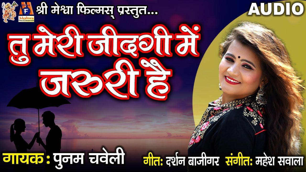 Tu Meri Jindgi Me Jaruri Hai || Punam Chaveli || Hindi Sad Song ||