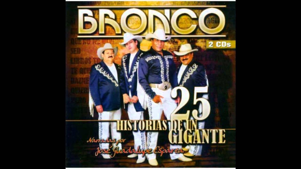 Bronco - Libros Tontos - YouTube  @tataya.com.mx