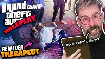 REWI ist PSYCHOLOGE in GTA ROLEPLAY! GVMP GTA online!