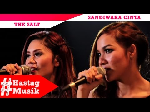 "THE SALT ""Sandiwara Cinta"" Repvblik (cover) #hastagmusik"