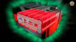 Первый в мире аккумулятор Metabo 5 2 Ah, на основе технологии ULTRA M