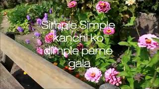 simple-simple-kanchi-ko-dimple-parne-gala-new-latest-nepali-song