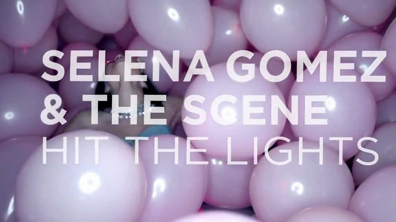 "Download Selena Gomez & The Scene - ""Hit The Lights"" Teaser."