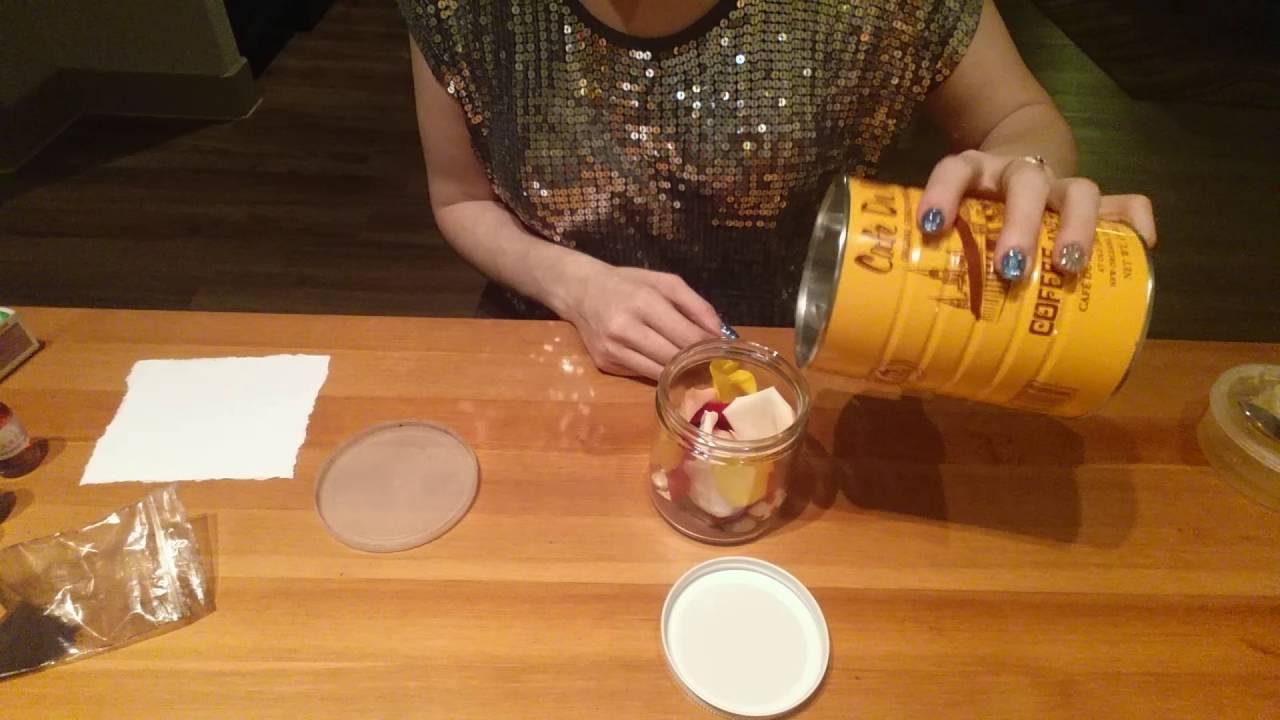 How to Make a Hoodoo Sweet or Sugar Jar