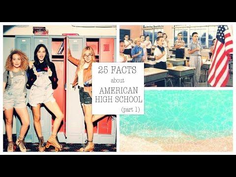 25 фактов об американской школе   ЧАСТЬ 1   25 Facts About American High School