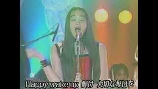 観月ありさ Happy wake up 1994-10-24